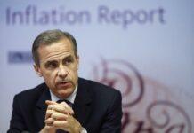 Carney BoE Reino Unido