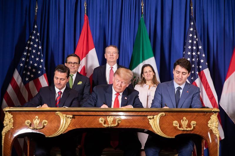 USMCA EUA México Canadá