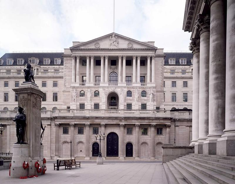 BoE Reino Unido