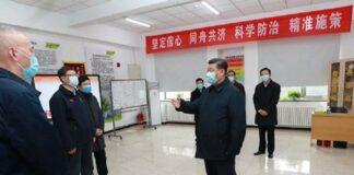 coronavirus, China, Xi Jinping
