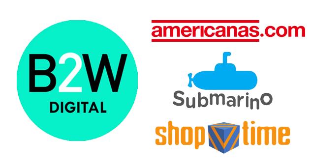 empresas da b2w