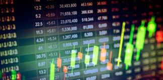 Imagem perspectiva mercados
