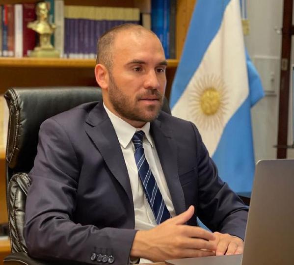 Martín Guzmán/Prensa Ministerio de Economía