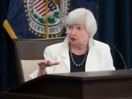 Yellen Tesouro EUA